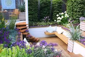 Create Privacy In Backyard Patio Gardens A Reflection Of You