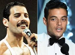 film queen to play freddie mercury finally cast with mr robot star rami malek to
