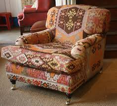 Kilim Armchair Lansdown Kilim Chair Leather Chairs Of Bath Kilim Chair Kelim
