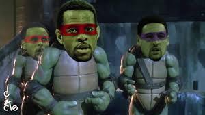 Ninja Turtles Meme - nba finals 2017 meme ninja turtle youtube