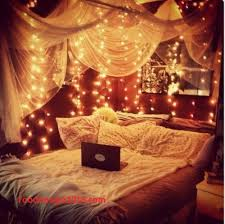 Lights In The Bedroom String Lights In Bedroom 17 Cosy Reading Nooks To Get You