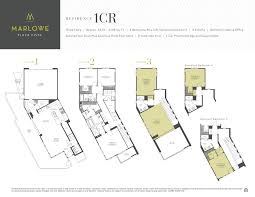 Brookfield Homes Floor Plans by Marlowe Phase Ii Jgold Group