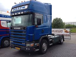 scania 164 580 manual retarder tractor units for sale truck