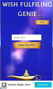 make my wish genie android apps on play