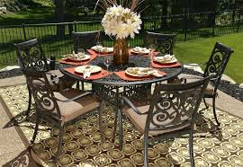 Cast Aluminum Patio Table And Chairs Aluminum Patio Furniture Sets Appealing Cast Aluminum Patio Set