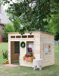 How To Build A Easy Shed by 31 Free Diy Playhouse Plans To Build For Your Kids U0027 Secret Hideaway