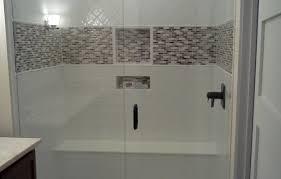 shower glass shower doors beautiful shower enclosures vigo