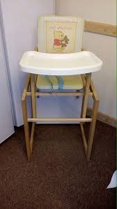 high chair converts to table and chair winnie the pooh high chair or converts to table and chair