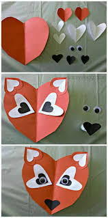 135 best valentines day crafts for kids images on pinterest