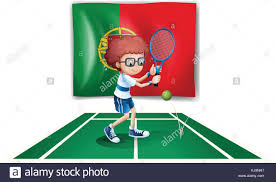 Portugal Football Flag A Portugal Flag Stock Photos U0026 A Portugal Flag Stock Images Alamy