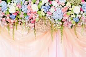 wedding flowers background stock image image of element