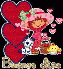 imagenes animadas sobre amor personajes animados en imagen con mensaje de amor buenos días