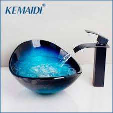 Discount Vessel Faucets Cheap Vessel Sink And Faucet Combo Best Sink Decoration