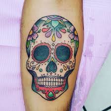 125 best sugar skull designs meaning 2018