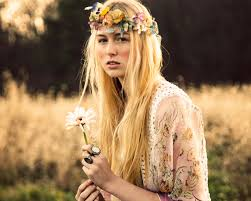 hairstyles for hippies of the 1960s 1960s makeup hippie makeup daily