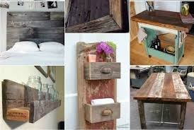 18 amazing diy projects made using old barn wood page 2 of 2