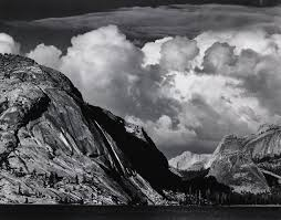 ansel adams yosemite and the range of light poster lake tenaya yosemite national park california ansel adams mia