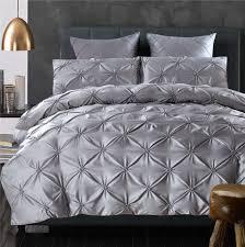 Organic Cotton Pintuck Duvet Cover Shams Amazon Com La Mejor 100 Tencel Cotton Queen Size Luxurious