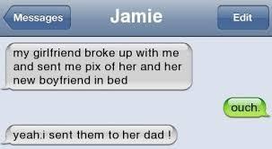 Text Message Meme - text meme 3 text message awesome revenge xavier toby