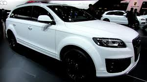 audi jeep 2016 2014 audi q7 information and photos momentcar