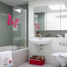 glass mirror bathroom bathroom contemporary with wall mounted