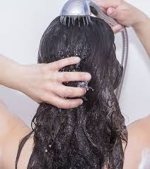 black wiry hair what are the effects of using hard water on hair