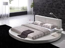 contemporary bedroom furniture shiny grey marble laminate floor