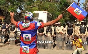 Domenican Flag Apparent Lynching Of Haitian In Dominican Republic Sparks Protests