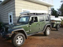 2006 jeep golden eagle bolt on roof rack or drip rail style for unlimited 4 door page