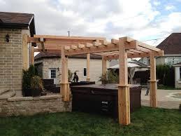 pergola ideas for small backyards pergola for small patios hungrylikekevin com