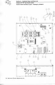 hospital automatic transfer switch wiring diagram hospital