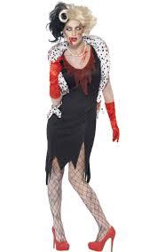 zombie madame women u0027s costume cruella de vil halloween costume