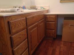 bathroom cabinets paint or stain diy bathroom vanity stain or