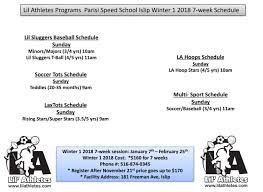 lil athletes your home for child sports programs u0026 training