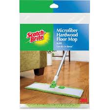 scotch brite m005r brite hardwood floor mop microfiber mmmm005r