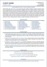 Cio Resume Examples by Executive Resume Writing Service For Top Tier Managers