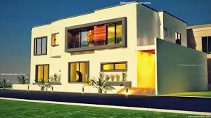 Home Design In 10 Marla by 3d Front Elevation Com 10 Marla Plot Modern Contemporary House