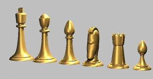 chess styles advanced projects in computers rhino create a few chess pieces