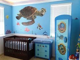 navy blue striped rug orange bookshelf boys bedroom ideas for