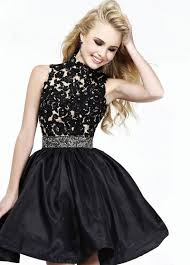 aliexpress com buy black puffy ball gown elegant cocktail