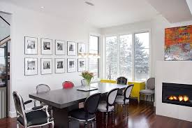 Commercial Dining Room Tables Concrete Table Ideas Dining Room Contemporary With Slivered Chairs