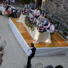 noleggio pedane noleggio palchi toscana per eventi feste e matrimoni