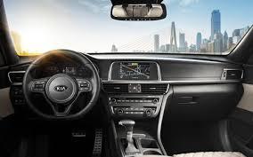 Kia Optima Interior Colors 2017 Kia Optima Interior Technology Kia