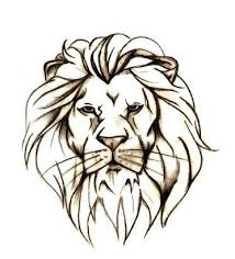 best 25 simple lion tattoo ideas on pinterest small leo tattoo