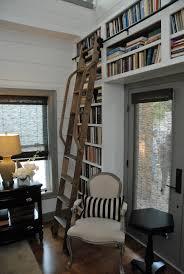 mesmerizing bookshelf with sliding ladder images inspiration tikspor