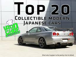 nissan skyline for sale in japan iron chef imports iron chef u0027s top twenty collectible modern