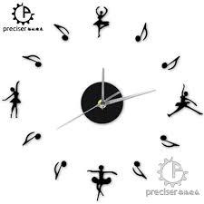 Wall Clock Design Online Get Cheap Musical Wall Clock Aliexpress Com Alibaba Group