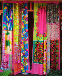 Ikat Home Decor by Handmade Kitchen Curtain Ideas Awesome Decoration Interior Decor
