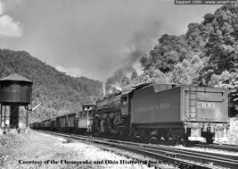 chesapeake and ohio railway steam b u0026o railroad museum baltimore