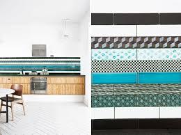 Creative Kitchen Tile Backsplash Ideas  Surfingbird мы - Creative backsplash